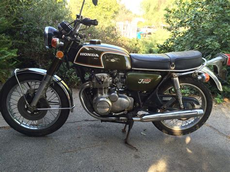 1973 honda cb350f 2800 runs great original 1973 honda cb350f 2800 runs great original