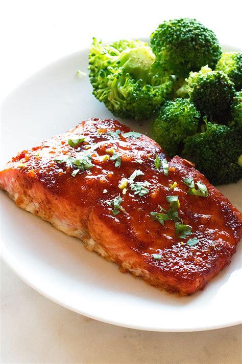Oh Ma Grain Thai Chilli Sauce thai chili salmon grain changer