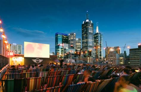 cinema on the roof curtin house 183 the of melbourne