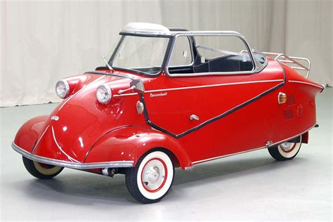 1958 MESSERSCHMITT KR 200 CONVERTIBLE   49201