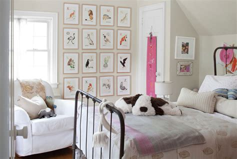 bright little girls room interior white twin bedroom 30 vintage kids rooms that stand the test of time