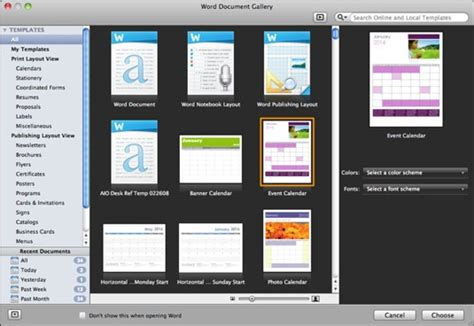 Using Microsoft Word Templates Technology Help And Information U Know Word Templates For Mac