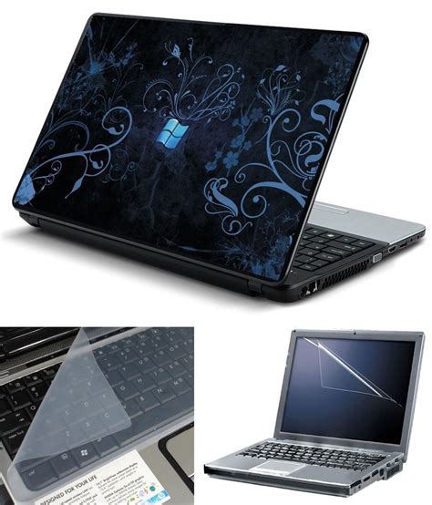 wallpaper for laptop skin finest 3 in 1 15 6 inch laptop skin pack windows
