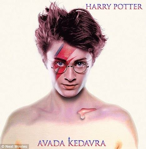 harry potter vision classic album covers redesigned with