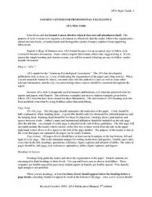 Apa research paper sample sample research paper written in apa style