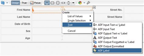 grid layout oracle using panel grid layout in oracle adf faces ui for perfect