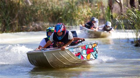 boats with big fans extreme dinghy racing in australia youtube