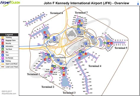 jfk map new york f kennedy international jfk airport terminal maps travelwidget