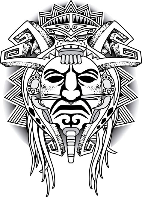 aztec tattoos tribal tribal aztec tattoos