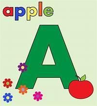 Alphabet Letter A Colorful Free Stock Photo  Public