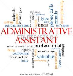 administrative assistant stock photos images pictures
