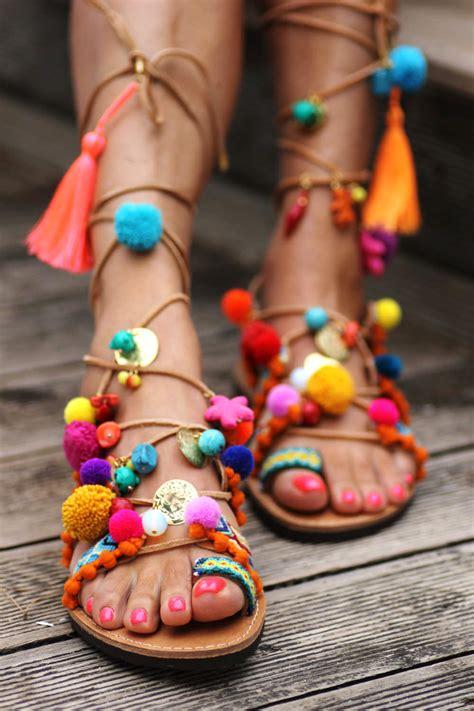 Handmade Accessories Website - yea or nay elina linardaki handmade sandals tom lorenzo