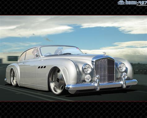 old white bentley 60 bentley continental gt by hemi 427 on deviantart
