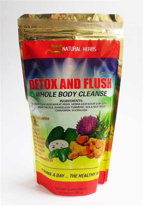 Best Flush Detox by Detox And Flush Get Herbs