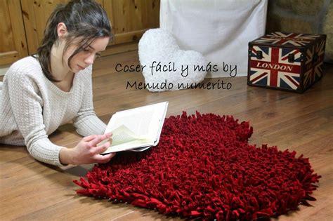 como hacer alfombra trapillo como hacer alfombras de trapillo facilisimo