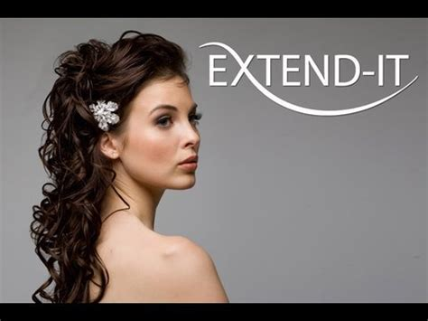 wedding updo hair extensions how to do a bridal updo with extend it clip in extensions