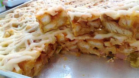 cara membuat roti pizza frozen cara buat pizza gunting yang laku keras guna roti tak