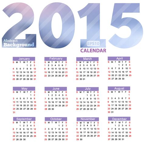calendar design 2015 vector free download 2015 calendar vector design www pixshark com images