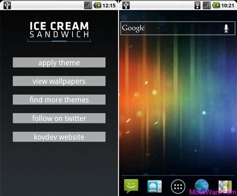free themes for android white free download android 4 0 ice cream sandwich theme for