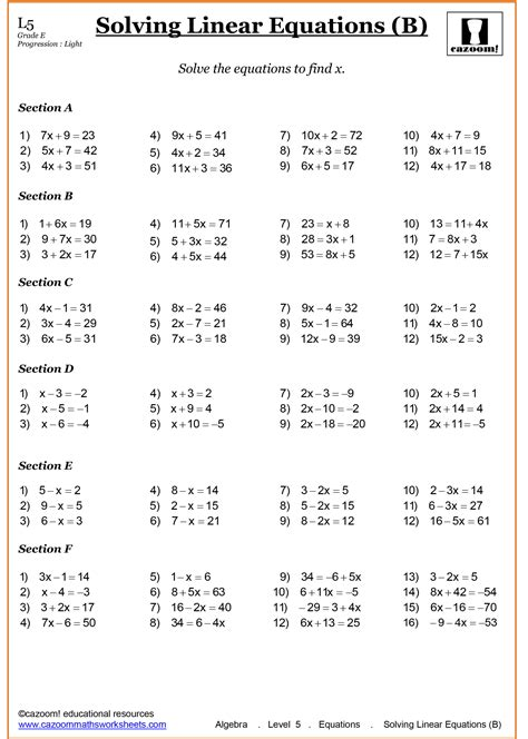 printable maths worksheets year 9 year 7 maths worksheets cazoom maths worksheets