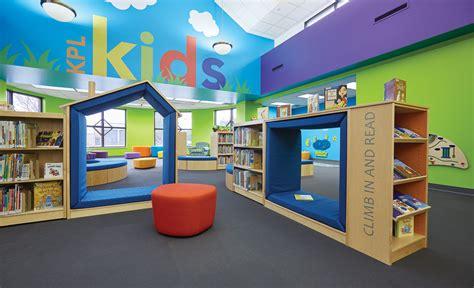 kid spaces design kenosha library idea gallery