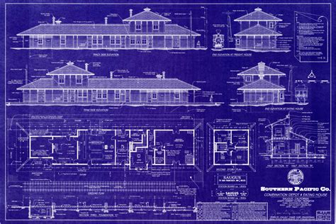 blueprints of buildings south coast railroad museum blueprints share depot