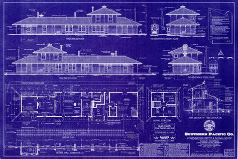 blueprints of buildings south coast railroad museum blueprints share depot
