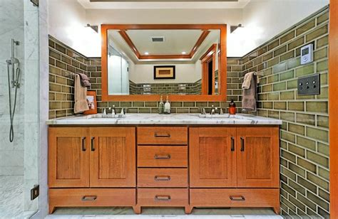 quarter sawn oak bathroom cabinets quarter sawn white oak vanity
