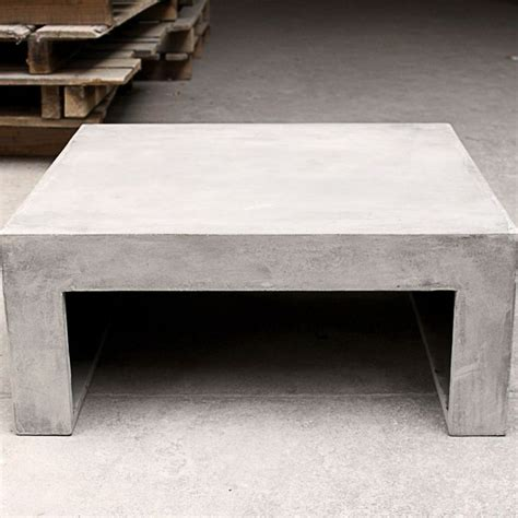 square concrete coffee table 40 best diy table images on diy table