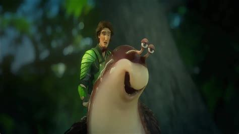 epic film animazione the gallery for gt epic the movie snail