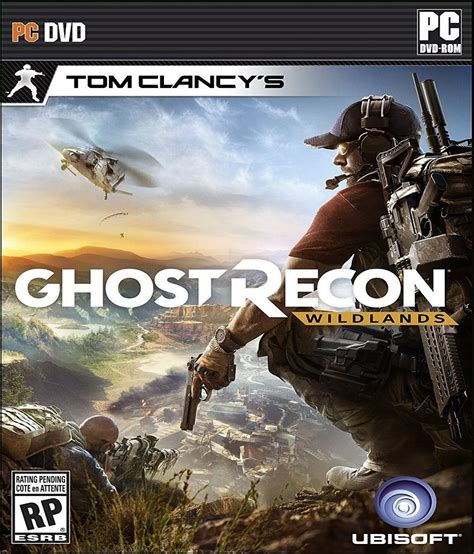 Pc Tom Clancy S Ghost Recon Wildlands No Disc Box Key Only 1 Buy Tom Clancy S Ghost Recon Wildlands Offline Pc
