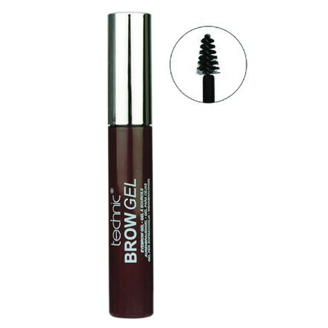 Nã Gel by Technic Brow Gel Brown Gel Na Oboč 237 Tmavě Hněd 253 Pro