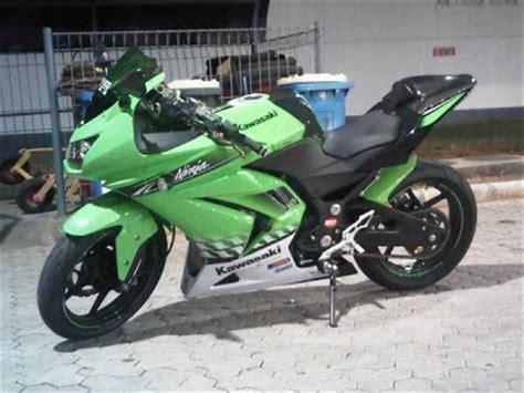 Handgrip Vixion motorcycle modification modifikasi kawasaki 250r 2010 limited edition
