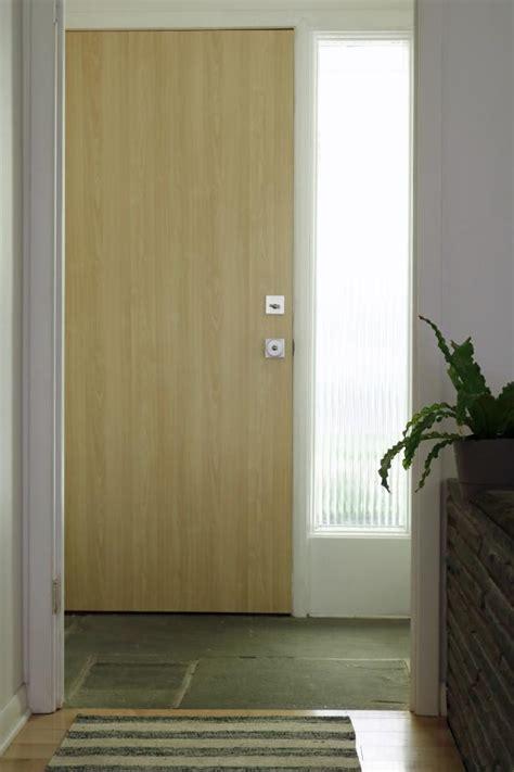 closet wallpaper on pinterest vinyl flooring bathroom update an interior door with vinyl adhesive wallpaper
