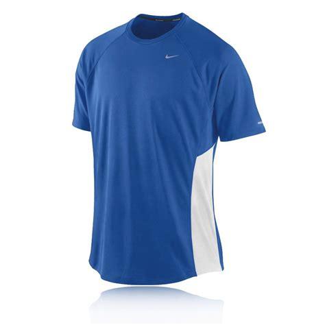 T Shirt Nike Dri Fit Football Sleeve 100 Original 2 nike miler dri fit uv sleeve t shirt sportsshoes