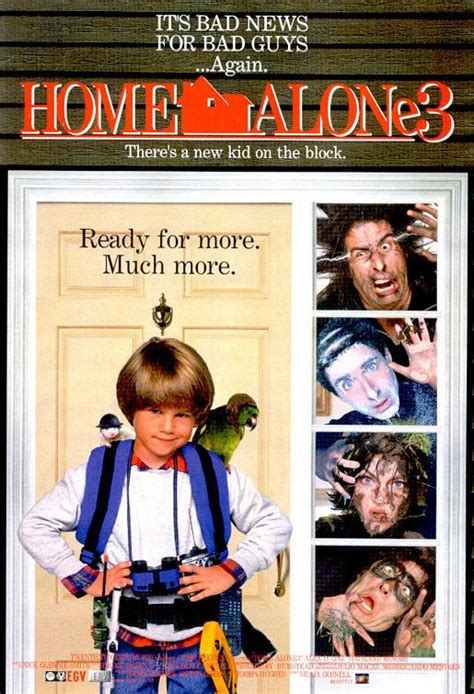 mixx home alone 3 trailer cast review