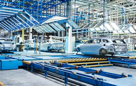 ford of valencia inside ford s 2 3bn mega factory ostriches robots and