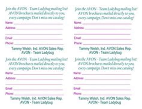 enter to win form template avon fair images photos scope of work template must