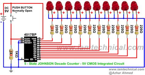 220 ohm resistor colour code 220ω resistor color code iamtechnical