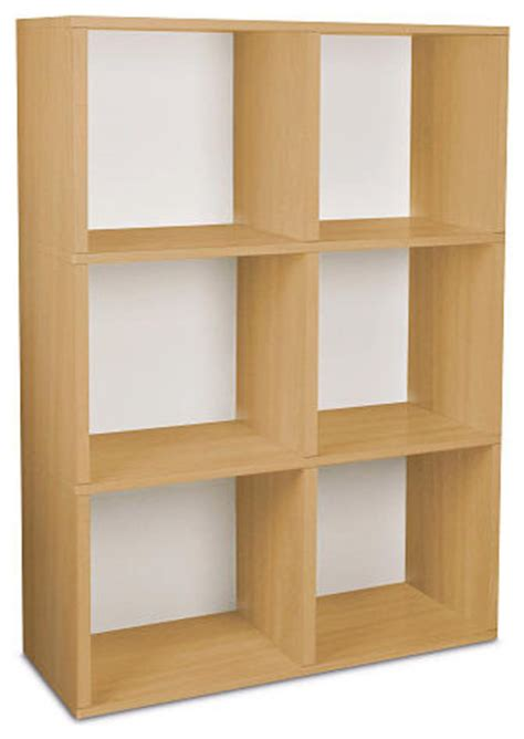 eco friendly tribeca bookcase and storage natural
