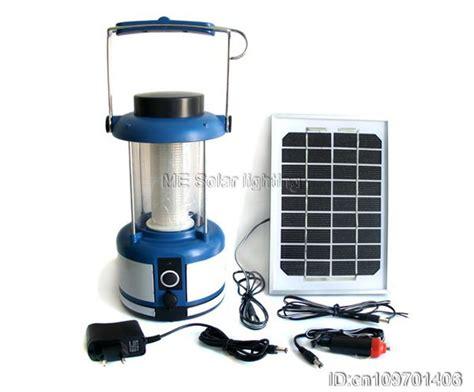 solar light working 36led solar cing lantern l solar ac car charger led