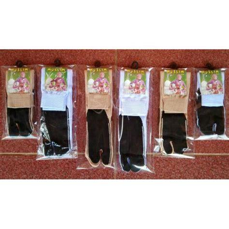 1 Lusin Kaos Kaki Bayi isi 1 lusin kaos kaki jempol muslim telapak bahan