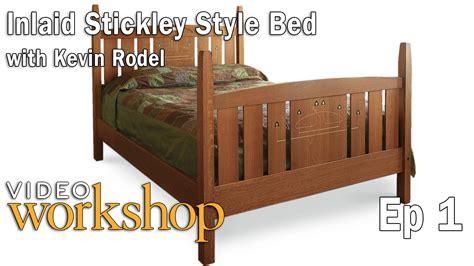 ep  introduction  kevin rodels arts  crafts bed