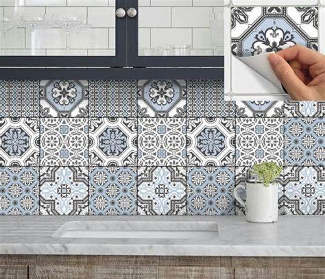 Wandfliesen Aufkleber by Wall Tile Vinyl Decal Sticker For Kitchen Bath Stair Riser