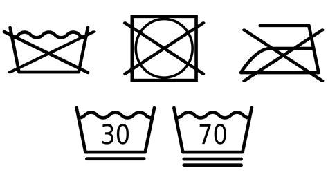 Simbolo Lavaggio In Lavatrice by Cosa Significano Esattamente I Simboli Di Lavaggio