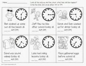 how to teach time to 2nd graders telling time worksheets