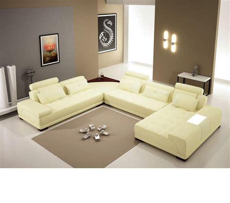 modern bonded leather sectional sofa dreamfurniture com 5005b modern bonded leather