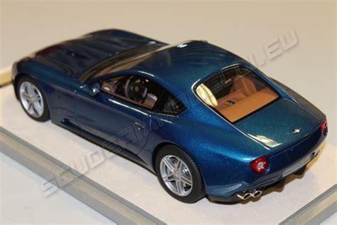Ferrari Berlinetta Blue by Tecnomodel 2015 Ferrari F12 Touring Superleggera