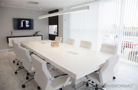 foto sala de juntas del grupo mazo de ideas interiorismo
