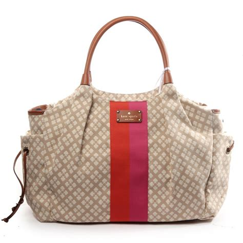 stylish  functional diaper bag review kate spade